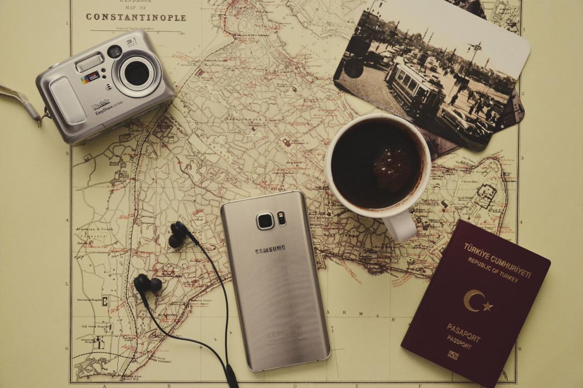 rejse gadget